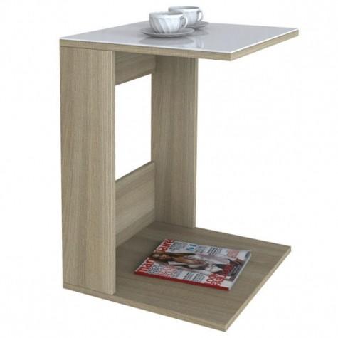 Журнальный стол Шарм 8001, цвет сонома