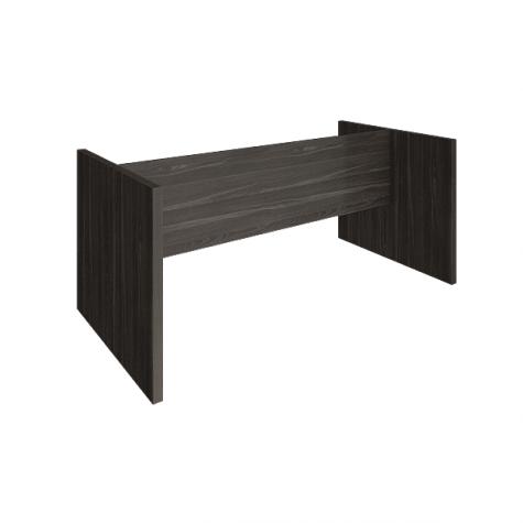 Подстолье переговорного стола, цвет темный дуб