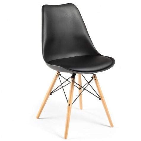 Кресло для кухни Макси-4, цвет черный