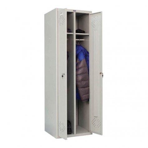 Шкаф для раздевалок Практик LS (LE) -21