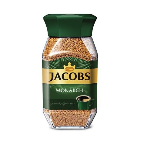 Кофе JACOBS Monarch растворимый сублимированный
