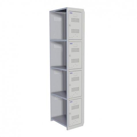 Шкаф для раздевалок модульный Практик ML-04-30