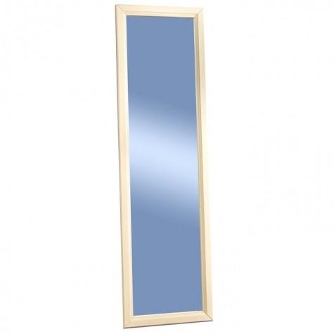Зеркало Селена, цвет рамы - слоновая кость