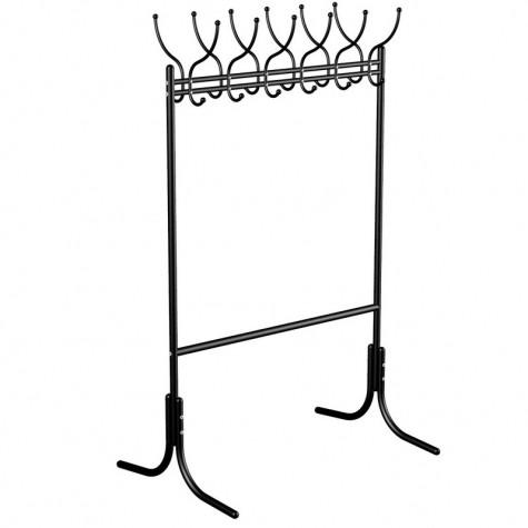 Вешалка Ника-М11, цвет черный