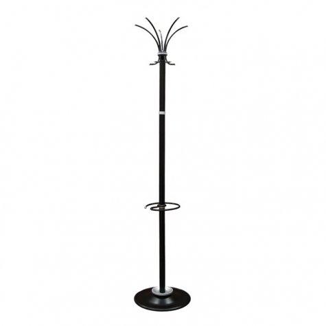 Вешалка напольная Титан Класс-ТМЗ, цвет черный