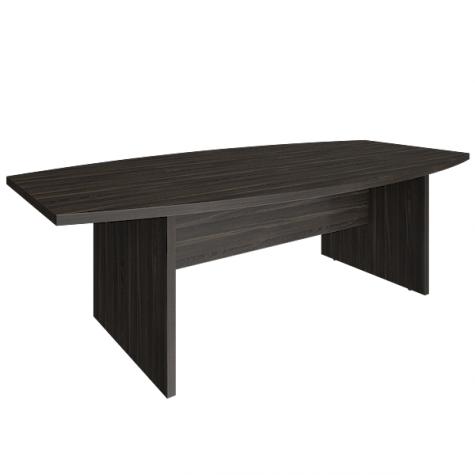 Стол для переговоров (опоры ДСП), цвет темный дуб