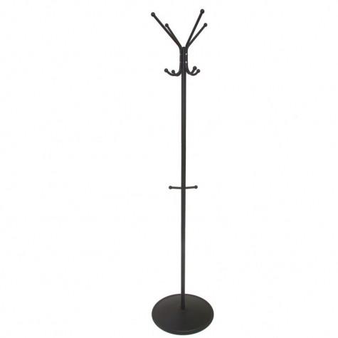 Вешалка Ника-1, цвет черный