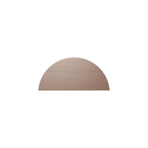 Приставной элемент, цвет орех
