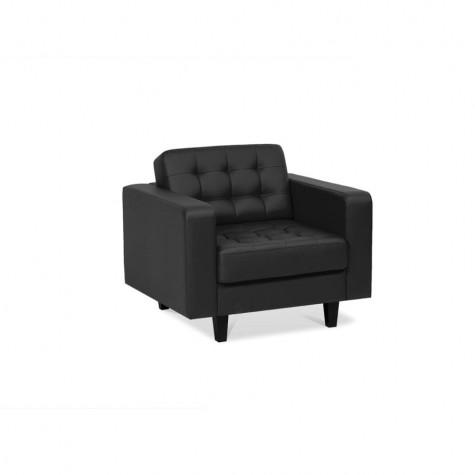 Кресло, цвет черный