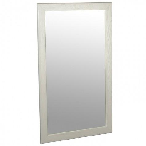 Зеркало Берже 24-105, цвет рамы - белый ясень
