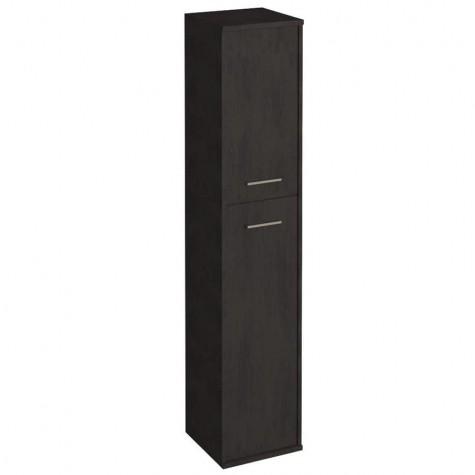 Шкаф закрытый 2-х дверный (2 вариант), цвет венге