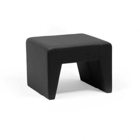 Стол журнальный, цвет черный