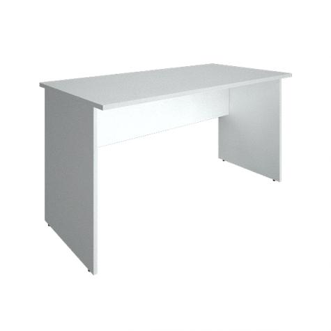 Модуль стола для совещаний, цвет белый