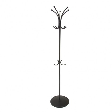 Вешалка Ника-4, цвет черный