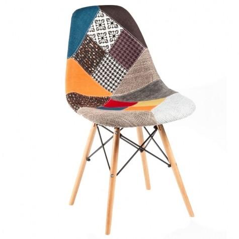 """Кресло для кухни Макси-5, цвет """"пэчворк"""""""