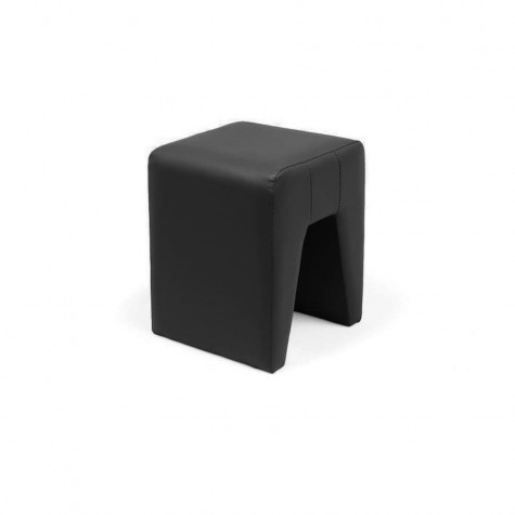 Пуф, цвет черный