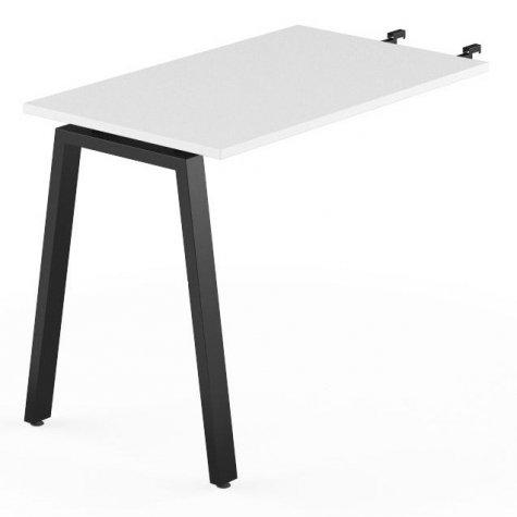 Брифинг-приставка, цвет белый + черный
