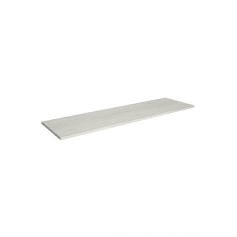 Топ для шкафов общий, цвет белое дерево
