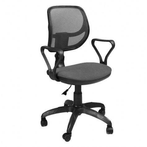 Кресло Профи 1810, цвет черный