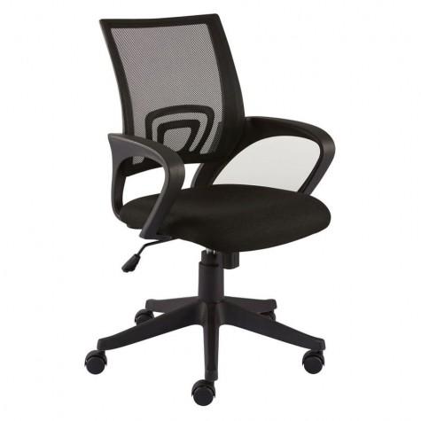 Кресло Профи 1803, цвет черный