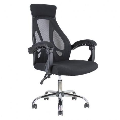 Кресло Профи 1802, цвет черный