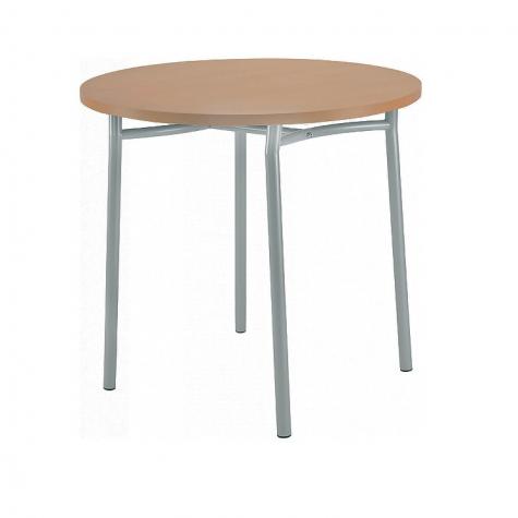 Стол обеденный Эстет-3, цвет бук бавария