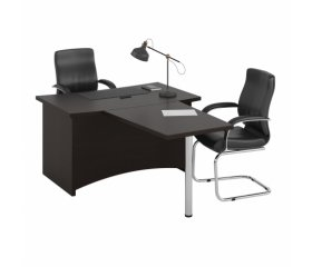 Черные столы для руководителя