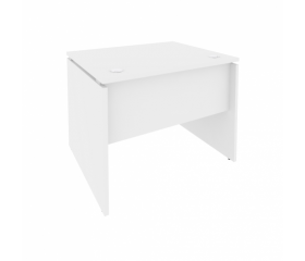 Белые офисные столы